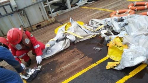 Log Book Lion Air JT 610 Sudah Rusak dalam Penerbangan Denpasar-Jakarta