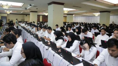 Pendaftar CPNS 2019 Sudah Capai 3,8 Juta, 10 Formasi Ini Belum Ada Pelamar