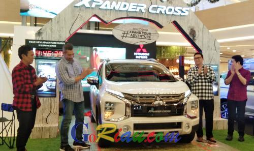 Xpander Cross, Varian Tertinggi Xpander yang Memadukan Kenyamanan MPV dan Ketangguhan SUV Jadi Satu, Ini Harganya