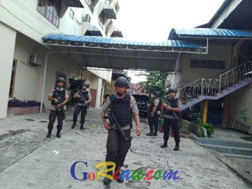 KPK Sebut Penggeledahan di Ruko Milik Dedi Handoko Terkait Korupsi Pengadaan Jalan di Bengkalis