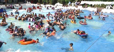 Waterpark Bengkalis Segera Dilengkapi Ombak Tsunami