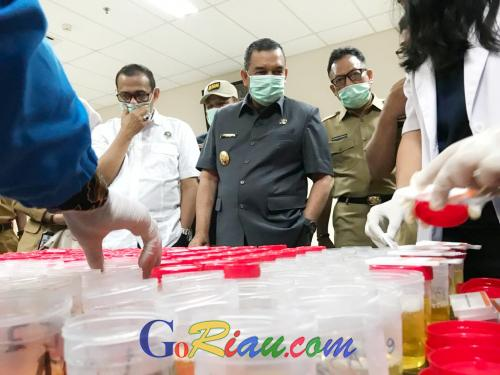 Kepala BKD Riau: ASN Pemprov yang Positif Narkoba Sudah Dicopot Dari Jabatannya dan Tunda Kenaikan Pangkat