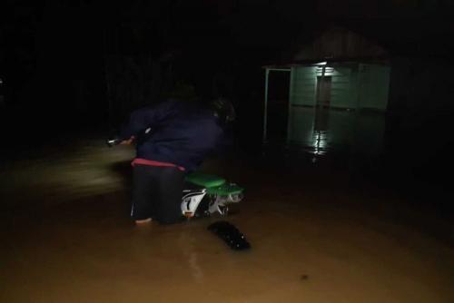 Tapanuli Tengah Diterjang Banjir dan Longsor, 3 Orang Tewas, 2 Belum Ditemukan
