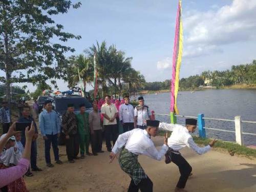 Kades Ini Sukses Jadikan Danau Kari Kuansing Sumbang Rp24 Juta Sebulan untuk BUMDes