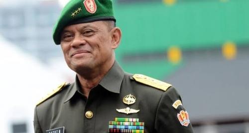 Jenderal Gatot Nurmantyo: Pak Prabowo Seorang Patriot dan Negarawan Taat Hukum