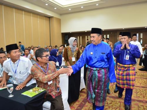 APBD-P 2019, Pemprov Riau Anggarkan Rp200 Juta Untuk Satu BUMDes