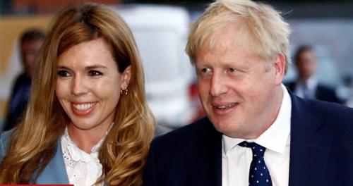 PM Inggris Terinfeksi Corona, Pacarnya yang Tengah Hamil Tunggu Hasil Tes