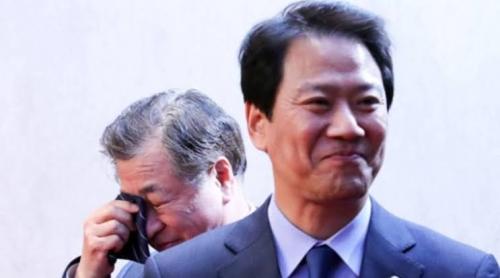Dua Dekade Bekerja Keras Upayakan Dialog, Pria Ini Menangis Saat Melihat 2 Pemimpin Korea Sepakat Berdamai
