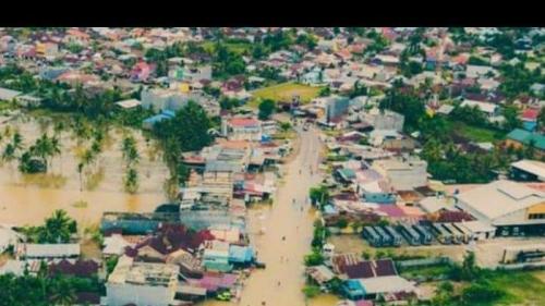 Banjir di Bengkulu Sudah Renggut 29 Jiwa, 13 Korban Belum Ditemukan