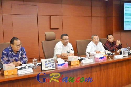 Kawasan Pesisir, Pulau dan Laut di Riau Perlu Upaya Percepatan Pemulihan