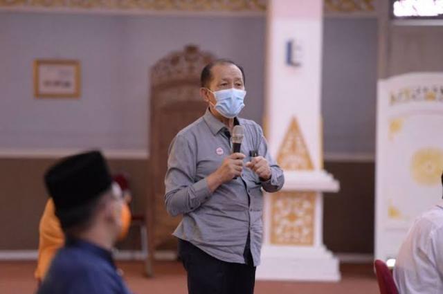 Cegah Covid-19, Ahli Epidemiologi Ajak Masyarakat Riau Buka Puasa di Rumah Saja