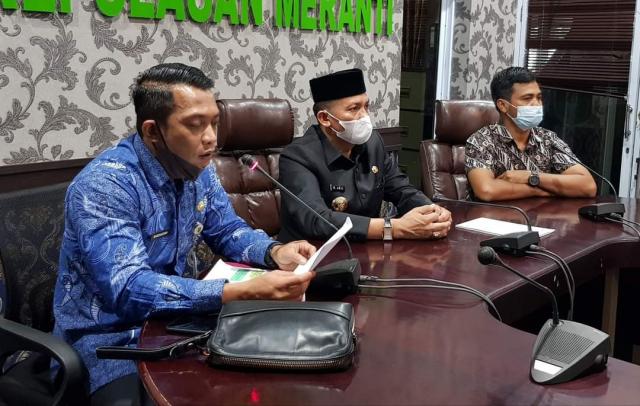 Buka Kegiatan Forum Konsultasi Publik Rancangan Awal RPJMD Kepulauan Meranti 2021-2026, Ini yang Disampaikan Bupati Adil