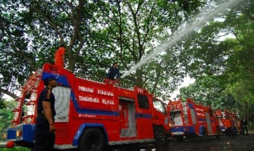 Ini Nomor Baru BPBK Pekanbaru, Jika Ada Kebakaran Silahkan Hubungi, Online 24 Jam