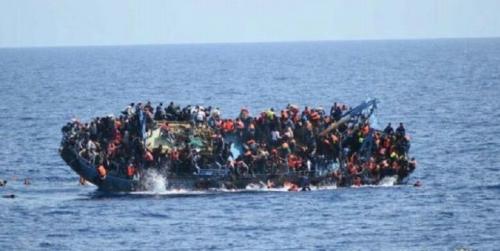 Dalam Sepekan, 13.000 Migran Asal Timur Tengah Diselamatkan dari Laut Mediterania