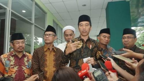 Jokowi Tak Setuju Mantan Napi Korupsi Dilarang Mencaleg, Sarankan KPU Berikan Tanda