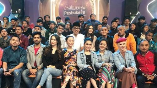 Ada Adegan Peluk-Cium dan Pertontonkan Aurat, MUI Minta ANTV Hentikan Program Pesbukers Ramadhan