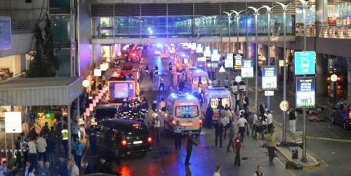 Korban Tewas Bom Istanbul Terus Bertambah, Sudah 50 Orang