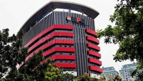 KPK Tangkap Tangan Pejabat Sumbar di Padang