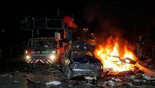Mobil Dibakar dan Meledak di Depan Masjid di Australia Saat Ratusan Umat Islam Salat Tarawih
