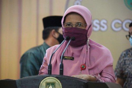 Hari Ini, 27 Pasien Covid-19 di Riau Telah Dinyatakan Sembuh