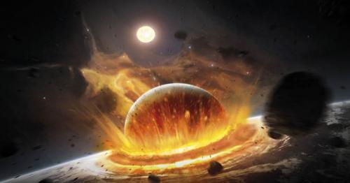 Bencana Fatal Akan Terjadi, Sebuah Batu Meteor Sepanjang 120 Meter Bakal Menabrak Bumi 2 Agustus 2016 Ini, Efeknya Berpotensi Kiamat