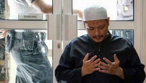 Sebelum Ditembak, Freddy Budiman Ucapkan Takbir Berkali-kali
