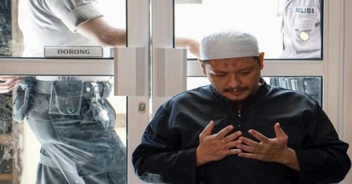 Sebelum Dieksekusi, Gembong Narkoba Freddy Budiman Pesan Agar Anaknya Jadi Orang Saleh, Jadi Ulama