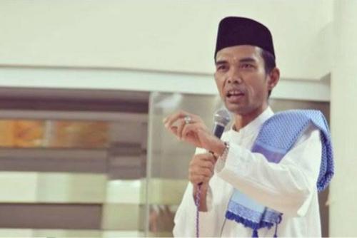Ijtima Ulama GNPF Rekom Ustaz Abdul Somad dan Salim Segaf Cawapres Prabowo, Ini Pertimbangannya