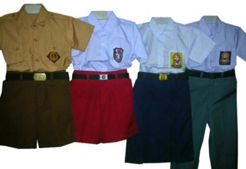 Kadisdik Pekanbaru: Baju Seragam tidak Wajib Dibuat di Sekolah