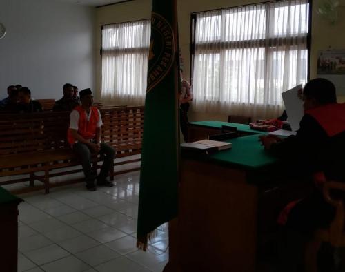 Divonis Penjara Seumur Hidup, Bandar 98 Kg Narkoba Syamsuddin Selamat dari Hukuman Mati