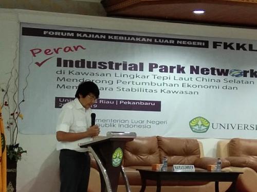 Ada 1.600 Kawasan Industri di Asean, Riau Harus Pandai Memanfaatkan