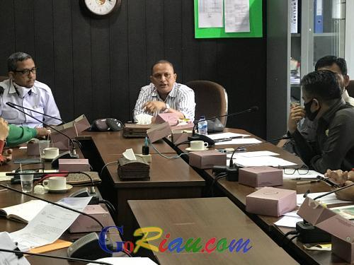 Rapat Sengketa Lahan Memanas, DPRD Diminta Rekomendasikan Status Quo di Kawasan Industri Tenayan