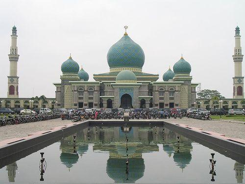 Wisata Religi Pekanbaru