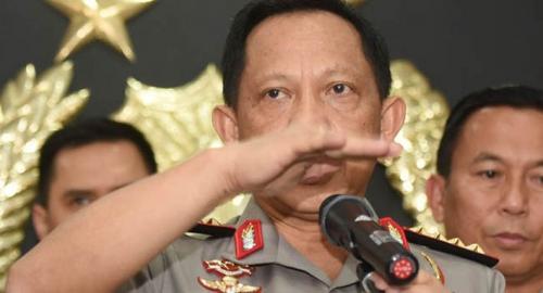 Kapolri Tito Karnavian: Koordinasi Orang Minang Sangat Kuat, Sumbar Daerah yang Aman