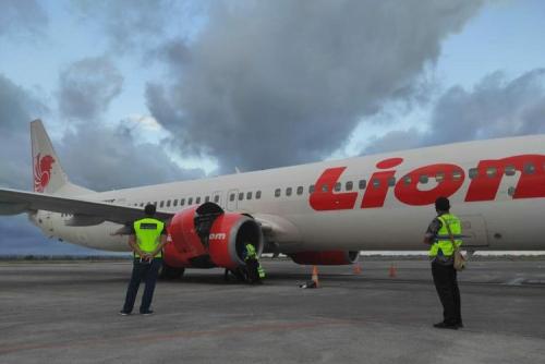 Alami Kerusakan Mesin, Lion Air Kembali Mendarat Sesaat Setelah Lepas Landas