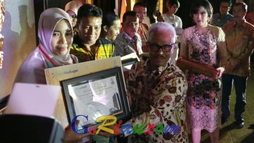 20 Debitur Terima UMKM Awards ke-8 Bank Riau Kepri
