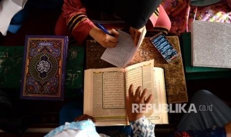 Lebih 50 Persen Buku Pendidikan Agama Islam Keliru Penulisan Ayat Alquran dan Hadis