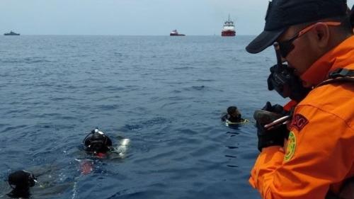 Para Penumpang Lion Air JT 610 Diduga Terperangkap dalam Badan Pesawat