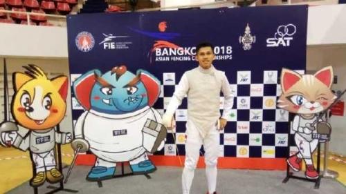 Anggar Riau Turunkan 32 Atlet Andalan Ikuti Kejurnas di Jakarta Awal November 2018 Mendatang