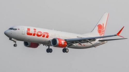 Pesawat Lion Air yang Jatuh di Perairan Tanjung Karawang Bermuatan 188 Orang