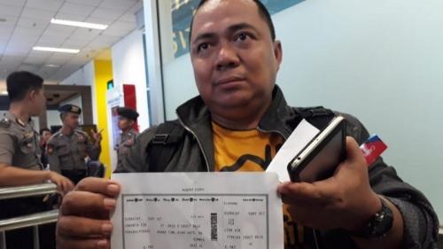Terjebak Macet, Sony Setiawan Selamat dari Musibah Lion Air JT 610, Padahal Sudah Check-in