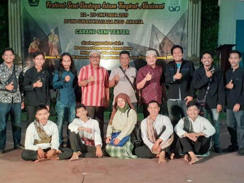 Sanjayo Art Asal Kampar Juara 1 Nasional Festival Seni Budaya Islam