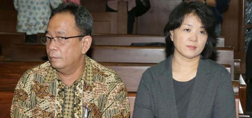 Ditanya Hakim, Wanita Penyuap Irman Gusman Menangis Tersedu-sedu, sampai Tubuhnya Terguncang-guncang