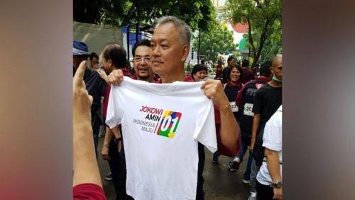 TW Dikabarkan Dukung Jokowi-Maruf, TKN Mengaku Belum Mengonfirmasi