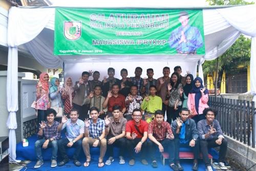 Walikota Harapkan Mahasiswa Turut Serta Sukseskan Pembangunan di Pekanbaru