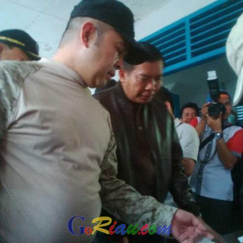 Datang ke Lokasi Razia, Walikota Pekanbaru Kaget Banyak Warganya Terjaring