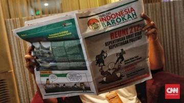 Dewan Pers Nyatakan Berita dalam Indonesia Barokah Bukan Produk Jurnalistik