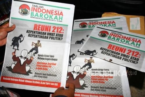 Pakar Hukum Sebut Kasus Tabloid Indonesia Barokah Lebih Berat dari Ahmad Dhani, Polisi Diingatkan Profesional