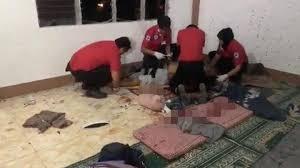Gereja Digranat di Filipina, 2 Orang Tewas dan 4 Terluka