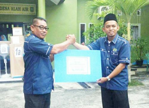 BUMDes Alahair Mandiri Jaya Gelar Musyawarah Pertanggungjawaban Tahunan